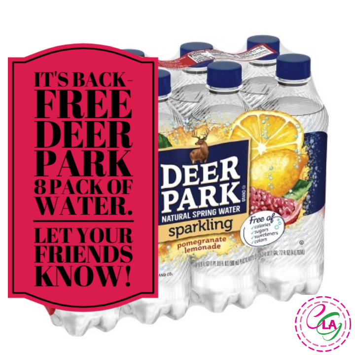 pack of deerpark water