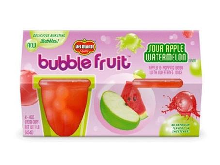 Del Monte Bubble Fruit, Only $0.49 at Publix!