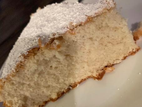 Old Fashioned Sugar Cake Recipe