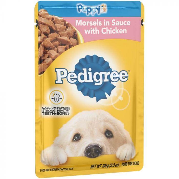 pedigree dog food at Dollar General