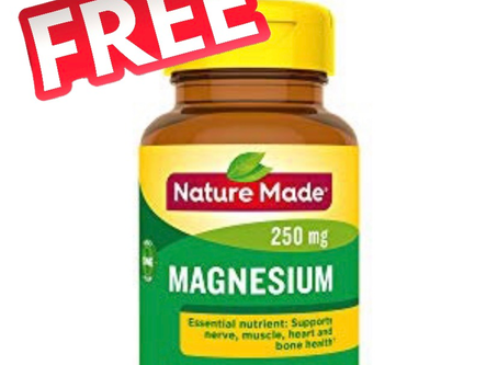 Nature Made Supplements, as Low as Free at Publix!