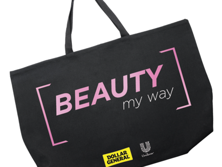 Free Beauty Bag From Dollar General.