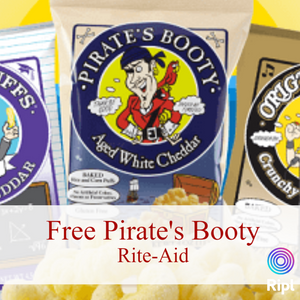 Free Pirates Booty at Rite-Aid