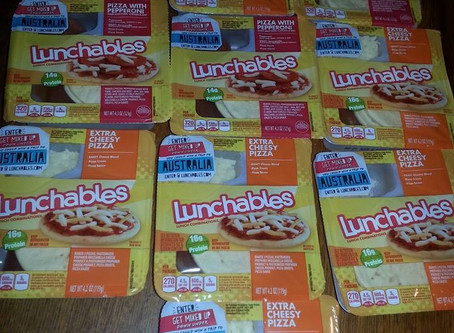 Only A Buck for Lunchables at Target, no coupon needed!