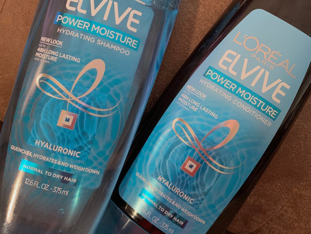 Elvive Shampoo only $0.49 each at CVS, the week of 3/08