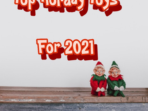 Top Holiday Toys for 2021