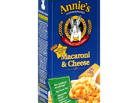 Pay Nothing for Annie's Mac & Cheese at Harris Teeter