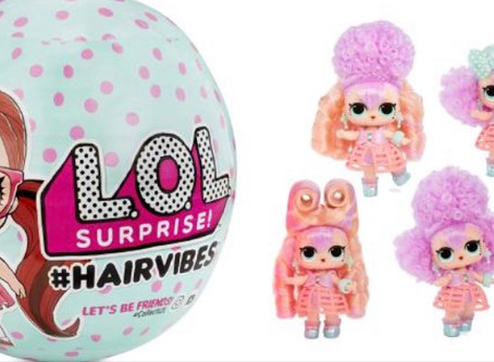 L.O.L HairVibes at Walmart- $15.88, Pre-Order Now!