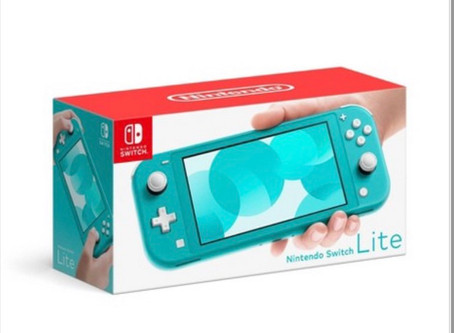 Nintendo Switch Lite $199 at Target on Black Friday!