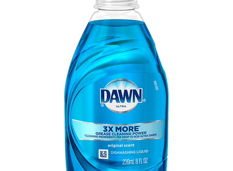 No Coupons Needed- Dawn Dishsoap only $0.99 at Walgreens, Beginning 3/8.