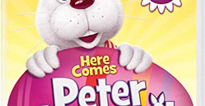 Here Comes Peter Cottontail DVD only $3.99 on Amazon.
