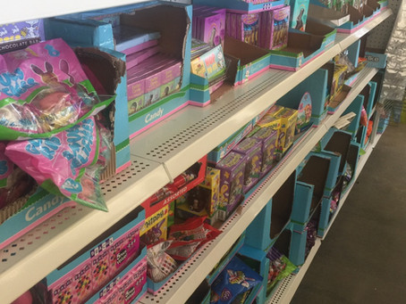 $1.00 Easter Products at Dollar Tree!
