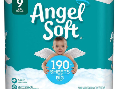 This Week: Angel Soft Bath Tissue, $0.99 at Walgreens
