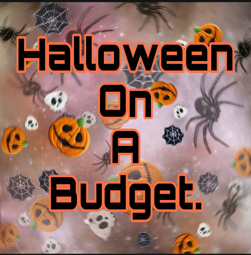 Halloween on a budget.
