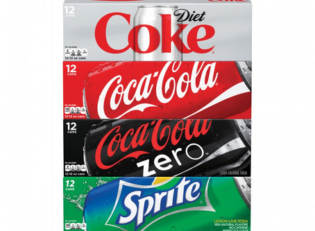 12 Pack of Coca Cola only $3.92 at Family Dollar!