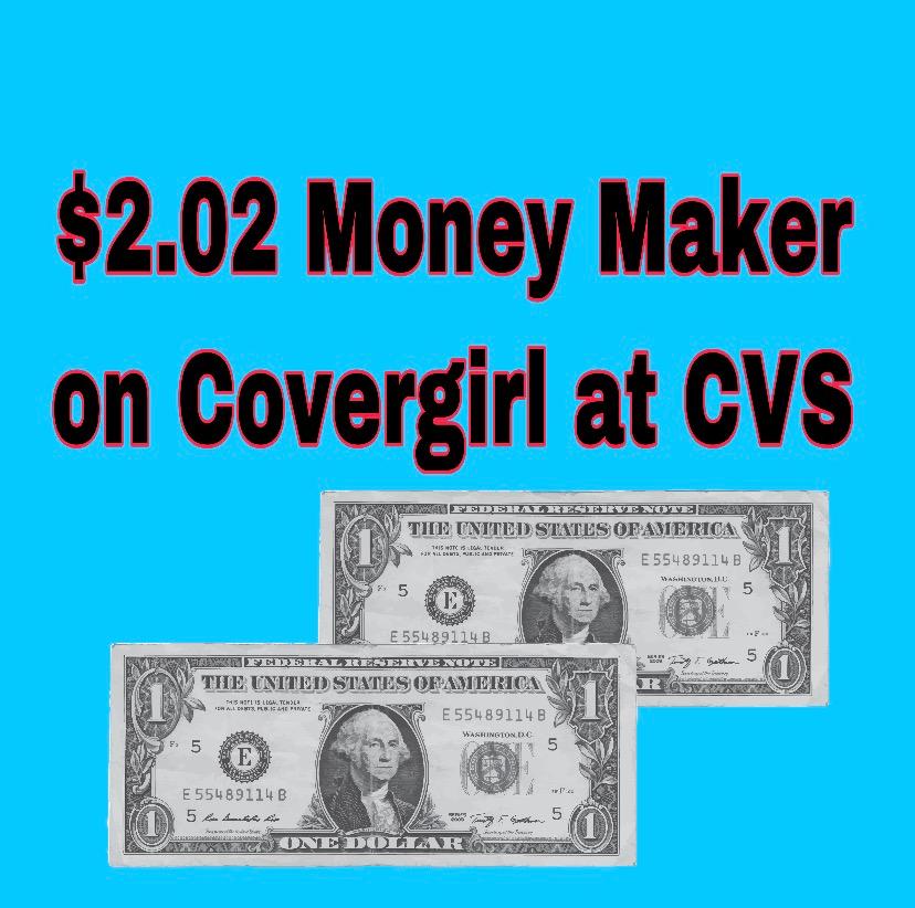 Moneymaker on Covergirl at CVS