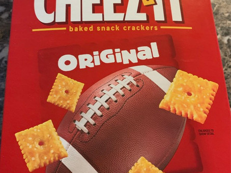 Cheez-It Crackers, $1.25 at Dollar General