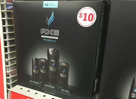 Hot Deal on Axe Gift Sets at Family Dollar!