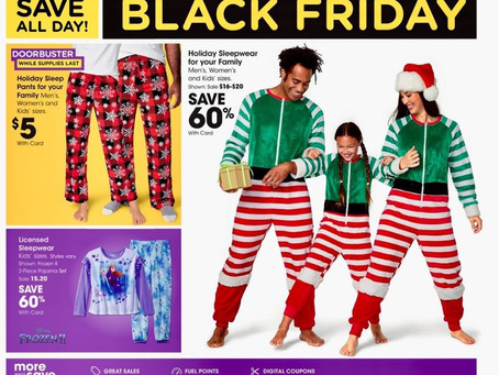 Kroger 2019 Black Friday Ad Scan!