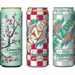 Arizona Drinks $0.50 each at Rite-Aid!