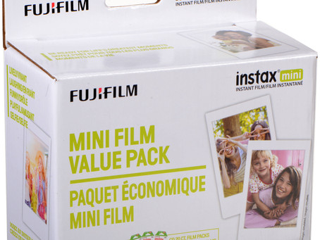 Glitch Alert- Instax Mini Film at Target