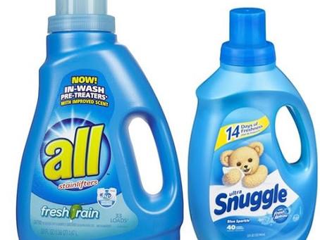 All Detergent/ Snuggle BOGO at Walgreens Beginning 4/5.