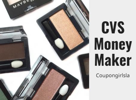 Next week: Moneymaker on Maybelline Eyeshadow
