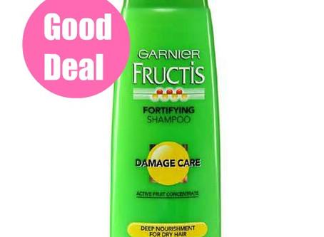 Garnier Shampoo only $1.00 at CVS!