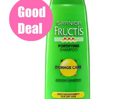 Garnier Shampoo only $1.00 at CVS!