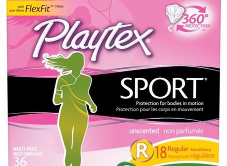 Playtex Tampons, just $0.97 at Walmart!