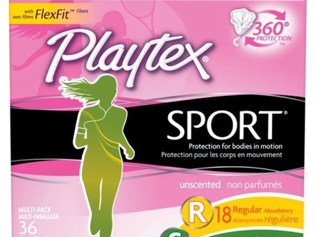 Playtex Tampons, just $0.97 at Walmart!