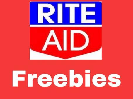 Rite-Aid: Three Freebies this week. 1/5!
