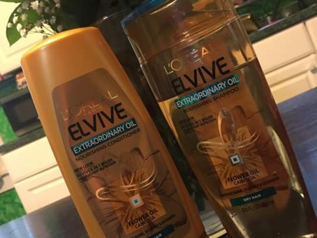 Elvive Shampoo only $0.24 each at Target