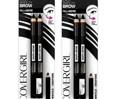 Free Covergirl Brow Pencils at CVS