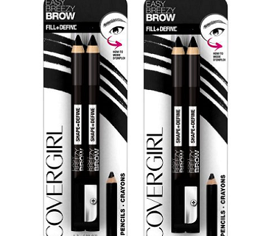 Free Covergirl Brow Pencils at CVS