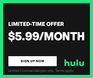Bored: Get HULU for $5.99 a month