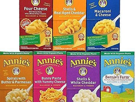 Annie's Mac & Cheese $0.55 at Kroger, Print Now!
