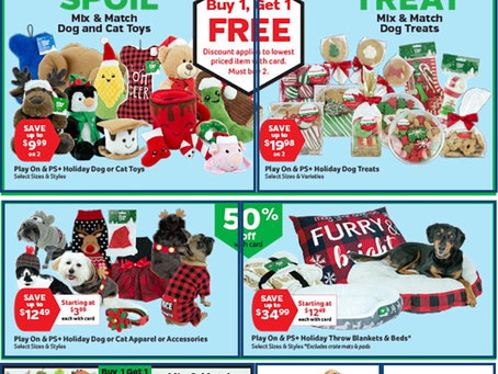 Pet Supplies Plus 2019 Black Friday Ad Scan!