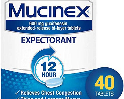 Get your new $5 Mucinex coupon before its gone.