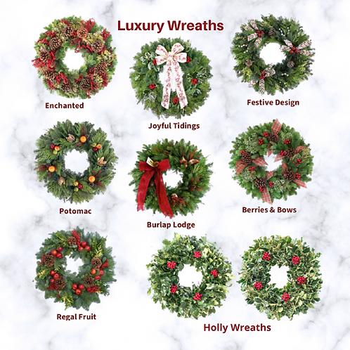 Luxury Wreaths