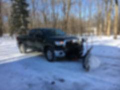 Oswego Snow Plowing