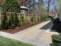 Modern North Shore Side Garden