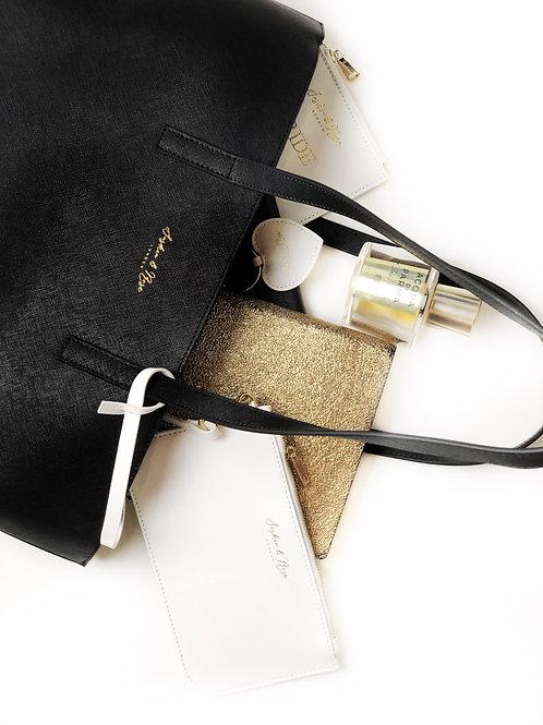 Georgie Tote Bag - Saffiano Leather