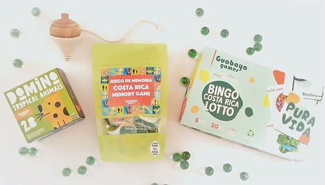 juegos hechos en Costa Rica