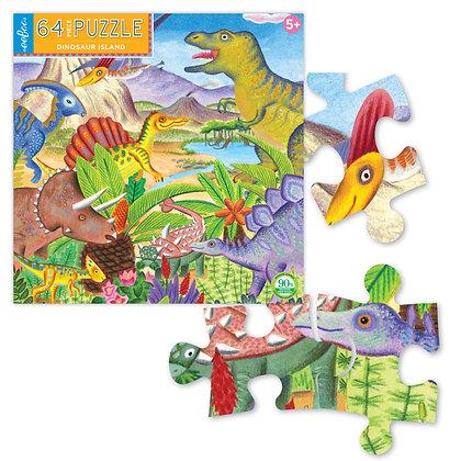Rompecabezas: Dinosaurios