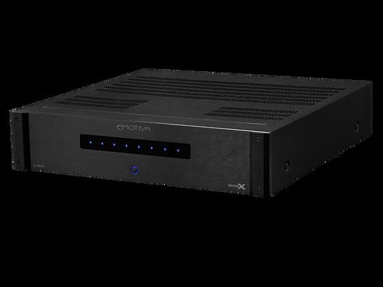 BasX A-800 Eight Channel Multi-Zone Power Amplifier