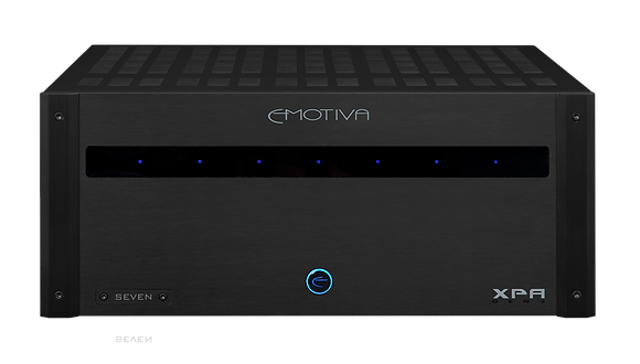 XPA-7 Gen3 Seven Channel Fully Modular Power Amplifier 200W RMS per channel