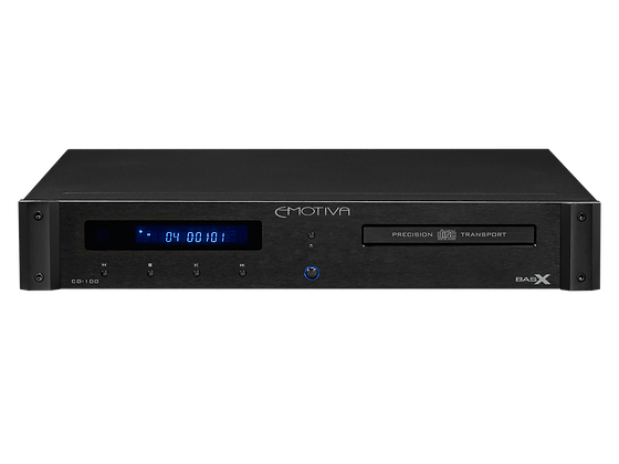 BasX CD-100 Precision CD Player/Transport