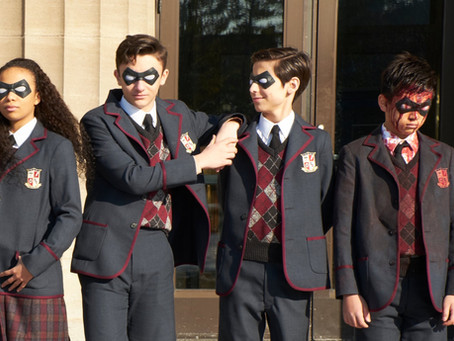 Why The Umbrella Academy is just so damn good