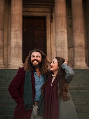 Simon and Megan